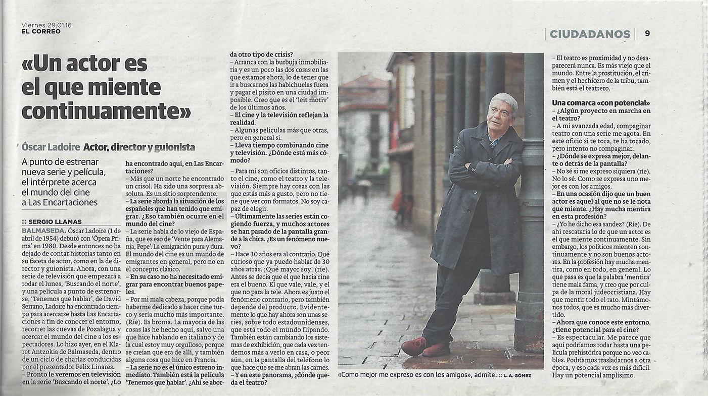 16-01-29-El-Correo-entrevista-Oscar-Ladoire